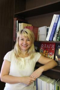 Нина Викторовна Сивцова